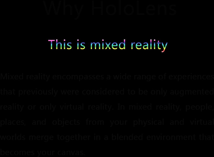 Hololens - microsoft - buzztm -