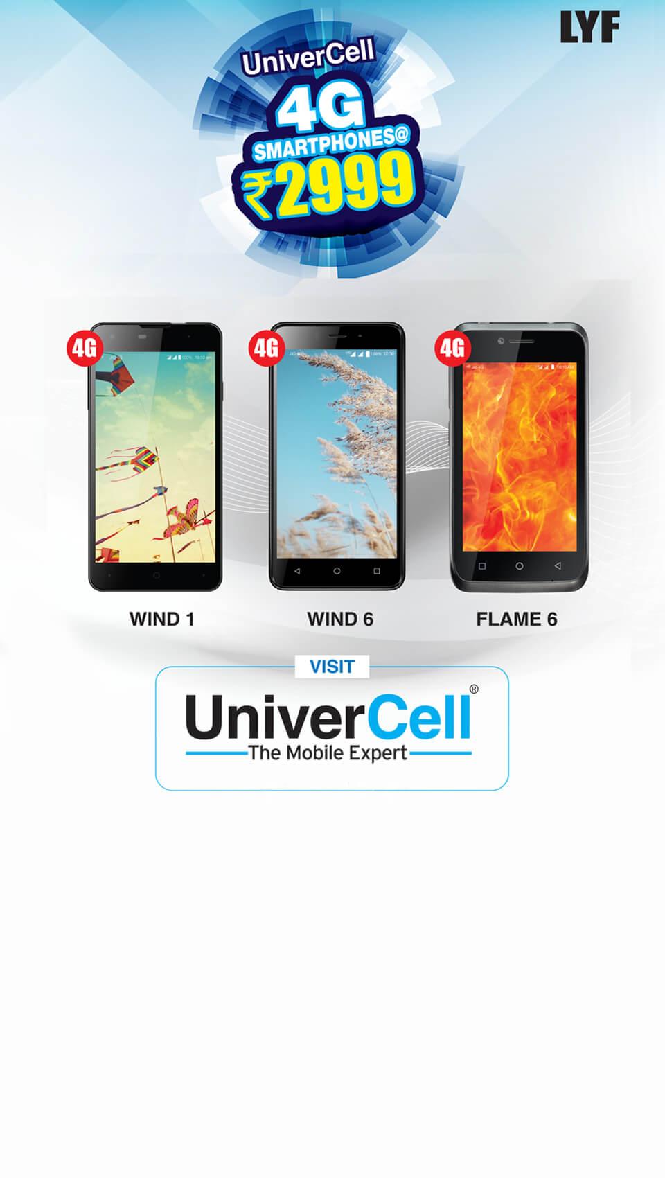 UNIVERCELL LYF - univercelllyf - buzztm -